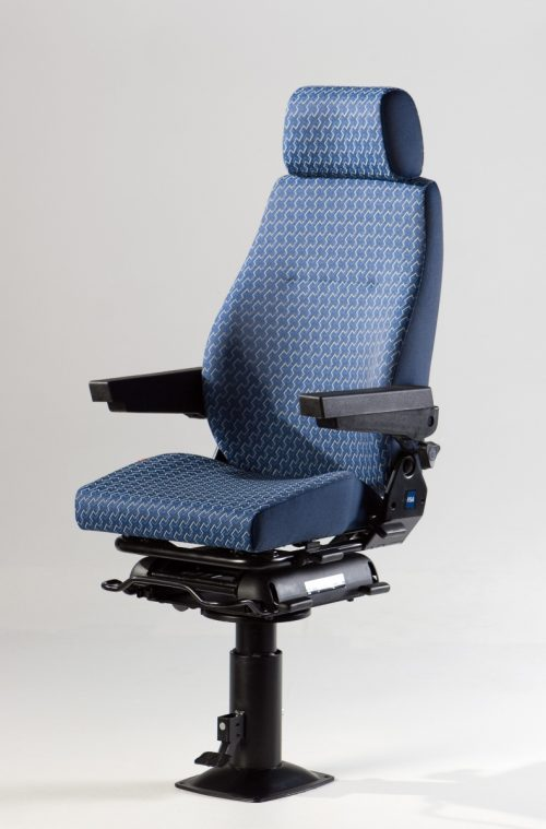 Fotel maszynisty FISA FA 492