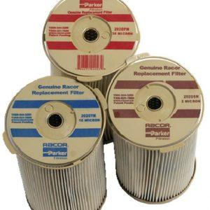 Parker Racor Wkłady wymienne do filtrów turbinowych