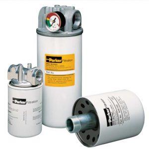 Parker Filtry hydrauliczne Spin-on