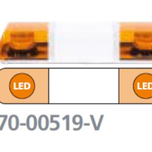 Belka oświetleniowa Ecco 70-00519-V LED