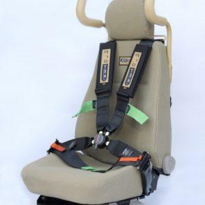 Fotel Dowódcy/Kierowcy TEK T4H ProTEK®