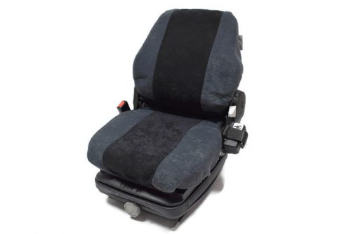 Pokrowiec fotela Grammer - tkanina / PVC